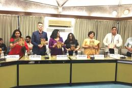 Book Launch event at IIC Delhi