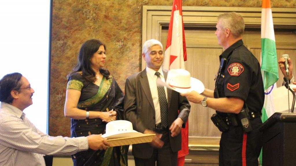 HCI Reception in Calgary
